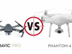 Phantom 4 VS DJI Mavic Pro – Welke Drone is beter?